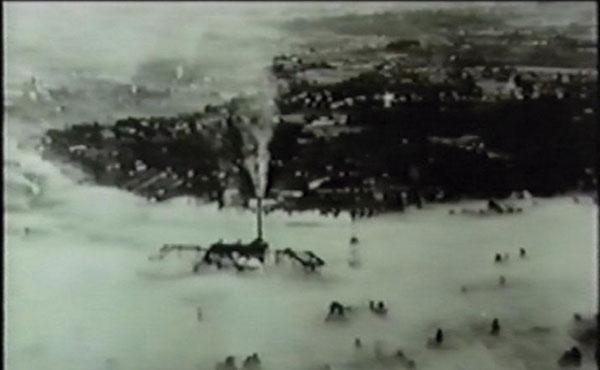Desastre de la Vall de Mosa
