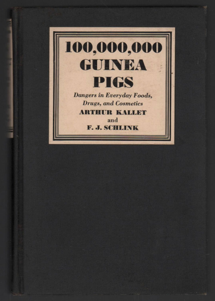 100,000,000 Guinea Pigs