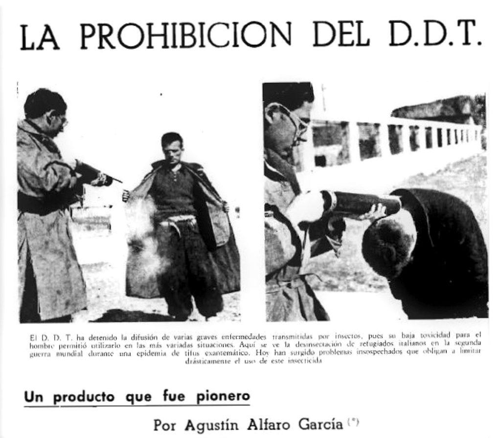 Prohibició del DDT